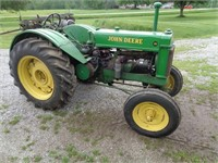 Collector Tractor Auction - Live & Simulcast - Croton, OH