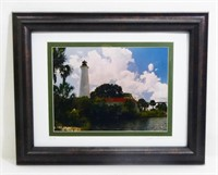Numbered St. Marks Lighthouse Print