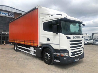 2016 SCANIA G250 at TruckLocator.ie