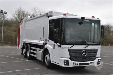 2021 MERCEDES-BENZ ECONIC 2630 at TruckLocator.ie