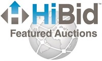 6/21/2021 - 6/28/2021 HiBid Featured Auction Listing