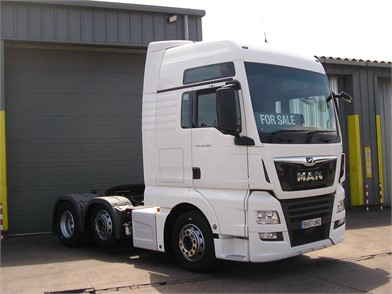 2017 MAN TGX 26.460 at TruckLocator.ie