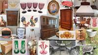 Marie Vintika Online Auction--Arbor Vitae, WI
