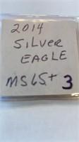 Mint State Coins-Coins & Silver 100
