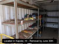 HAWAII HEAVY EQUIPMENT & TOOLS - ONLINE AUCTION