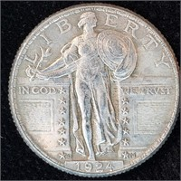 The Coin Cellar: Gold & Silver Solstice Thriller