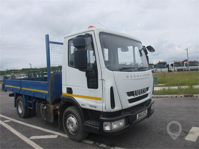 2013 IVECO EUROCARGO 75E16 at TruckLocator.ie