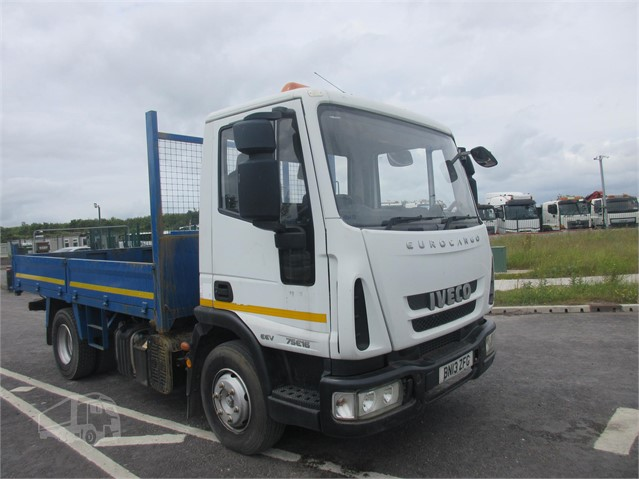 2013 IVECO EUROCARGO 75E16 at www.firstchoicecommercials.ie