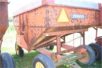 #520- Farm Consignment Auction- 5283 London Line, Wyoming