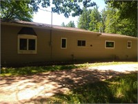 Marshfield WI 4 Br Home, Pole shed, Garage, w/18 acres MOL