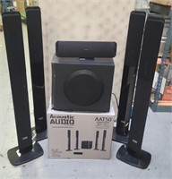 SPEAKERS AND HOME ACCESSORIES