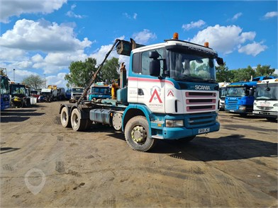 2009 SCANIA G420 at TruckLocator.ie
