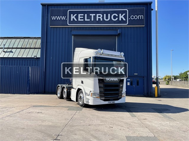 1900 SCANIA R450 at TruckLocator.ie