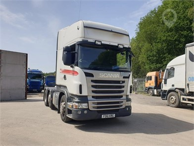 2011 SCANIA R440 at TruckLocator.ie