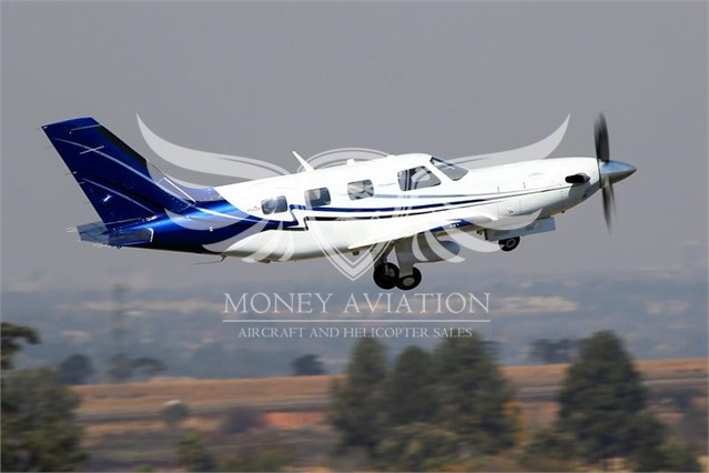 2007 PIPER MERIDIAN at www.aboutmoneyaviation.com