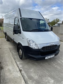 2014 IVECO DAILY 35S13 at TruckLocator.ie