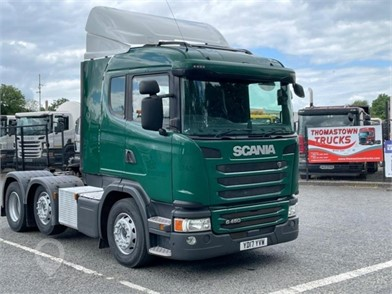 2017 SCANIA G450 at TruckLocator.ie