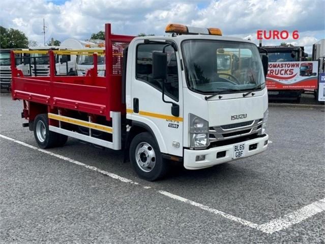 2016 ISUZU P75.150 at TruckLocator.ie