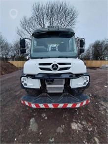 2018 MERCEDES-BENZ UNIMOG U430 at TruckLocator.ie