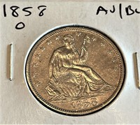 HB- COINS-KEY DATE ITEMS-BULLION-6/24-HB - New Items!