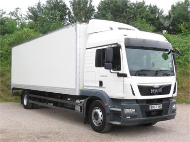 2017 MAN TGM 18.250 at TruckLocator.ie