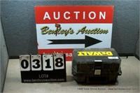 1448 Alpha ALMS Construction Online Auction, June xx, 2021