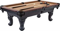 "Barrington Belmont 90"" Claw Leg Billiard Table Set"
