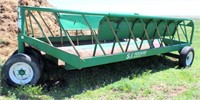 Lot 5005- SI Feeders Bale Feeder   Absentee bidding available on this item. Click catalog tab for more information & pictures.