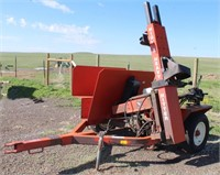 Lot 5007- Wheatheart High & Heavy Hitter Post Pounder   Absentee bidding available on this item. Click catalog tab for more information & pictures.