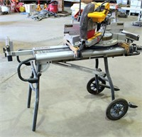 Lot 5021 - DeWalt Portable Saw    Absentee bidding available on this item. Click catalog tab for more information & pictures.