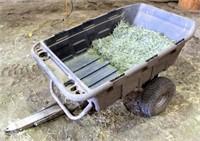 Plastic Barn Cart