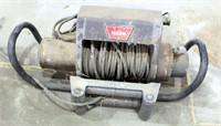 Warn Winch (needs new cable end/hook)