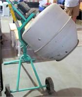Concrete Mixer (view 2)