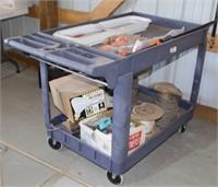Shop Cart, Misc Hardware