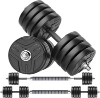 RUNWE Adjustable Dumbbells Set, Weights Dumbbells