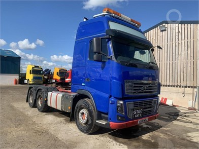 2010 VOLVO FH16.600 at TruckLocator.ie
