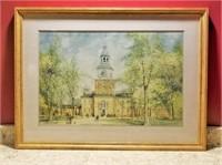 Barnes & Thornburg: LLP Executive Furnishings & More Auction
