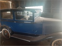 1929 Plymouth two-door Sedan July 17th