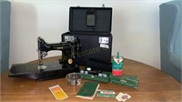 Singer Portable Electric Sewing Machine #221-1