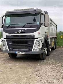 2015 VOLVO FM11.450 at TruckLocator.ie