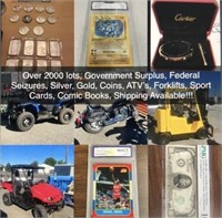 Vail International Auctioneers July 10th 2021 Online Only