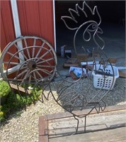 Tues., July 6 Mike & Nancy Flory Online Only Moving Auction