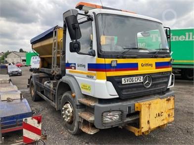 2006 MERCEDES-BENZ AXOR 1823 at TruckLocator.ie