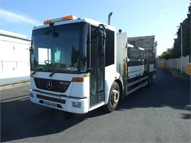 2008 MERCEDES-BENZ ECONIC 1833 at TruckLocator.ie