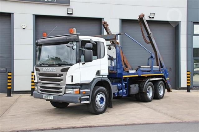 2012 SCANIA P280 at TruckLocator.ie