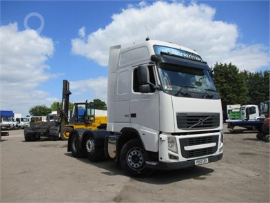 2012 VOLVO FH12.460 at TruckLocator.ie