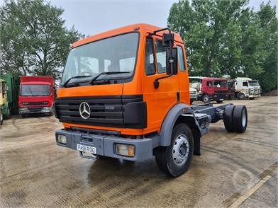 1997 MERCEDES-BENZ 1820 at TruckLocator.ie