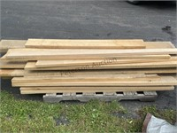 Brooks Woodworking Online Auction