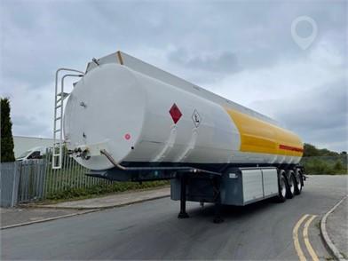 2000 LAG 47500 LITRE FUEL TANKER TRAILER at TruckLocator.ie