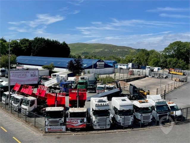 2016 VOLVO FH13.460 at TruckLocator.ie